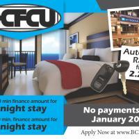 Credit Union Ad Flyer
