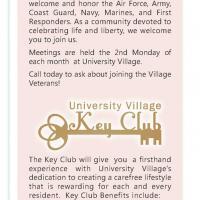 University Village Booklet