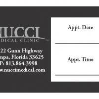 Logo Design & Marketing Materials Design - Nucci