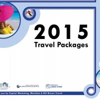 2015 Travel Custom Powerpoint Design