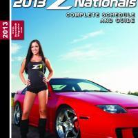 Z Nationals Booklet - Design