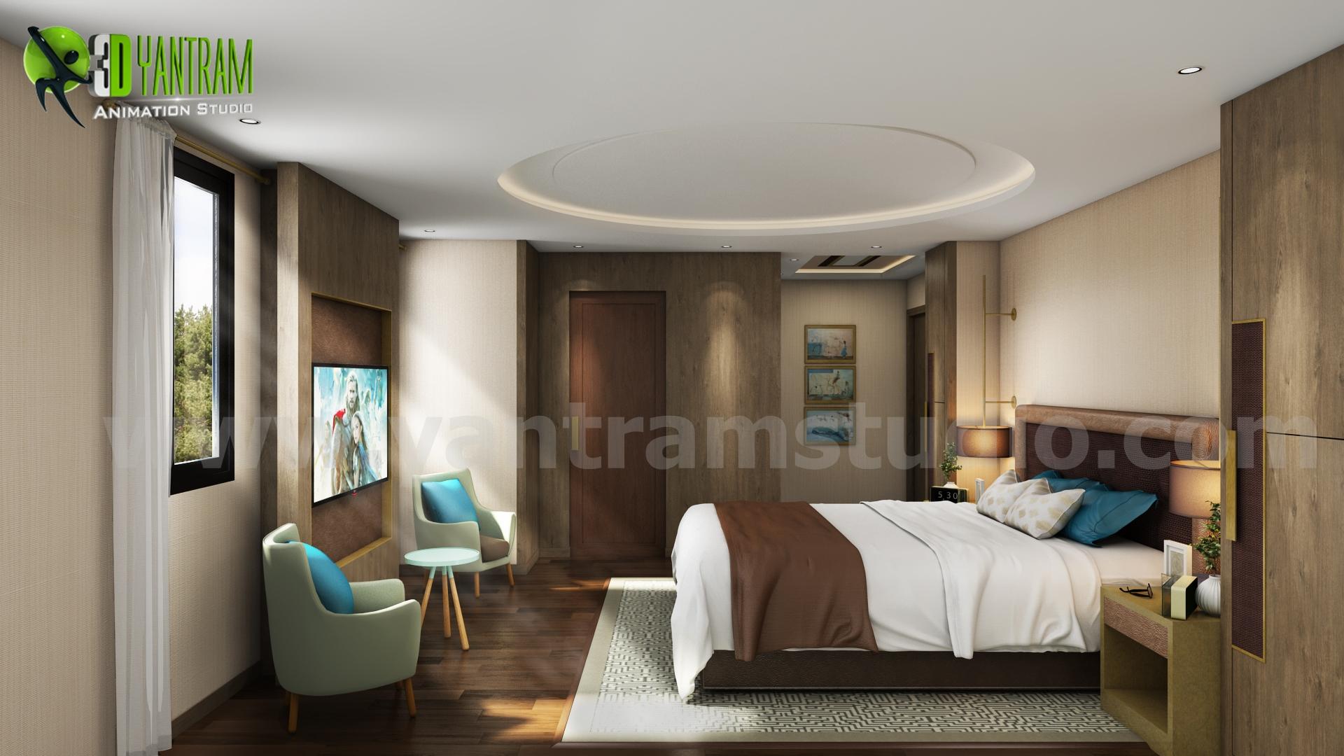 Beau Yantram Studio | 3D Architectural Rendering