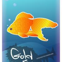 DENIS.K.GOLD FISH-VECTORsss